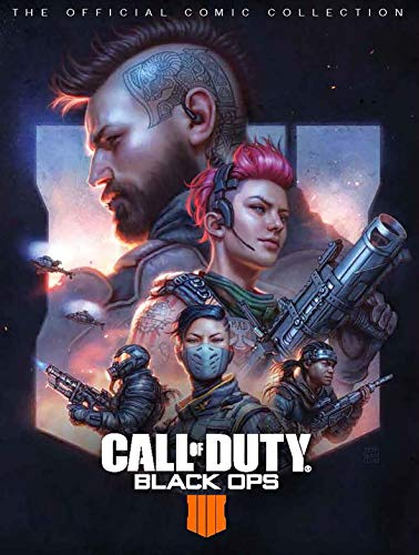 Call of Duty: Black Ops 4 – The Official Comic Collection