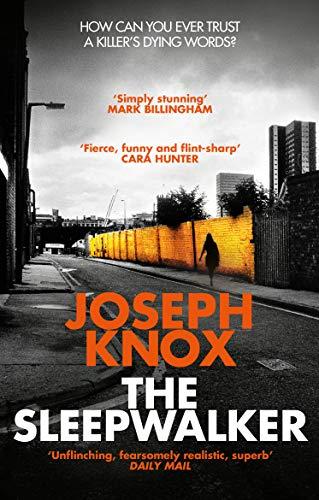 The Sleepwalker: The dark and addictive thriller (Aidan Waits) (English Edition)