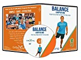 Grow Young Fitness Balance Exercises for Seniors - Better Balance DVD - Simple Safe Effective...