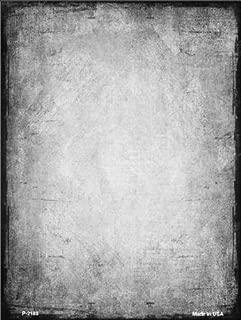 Grey Distressed Effect Background Blank Vanity Metal Novelty Parking Sign Blanks