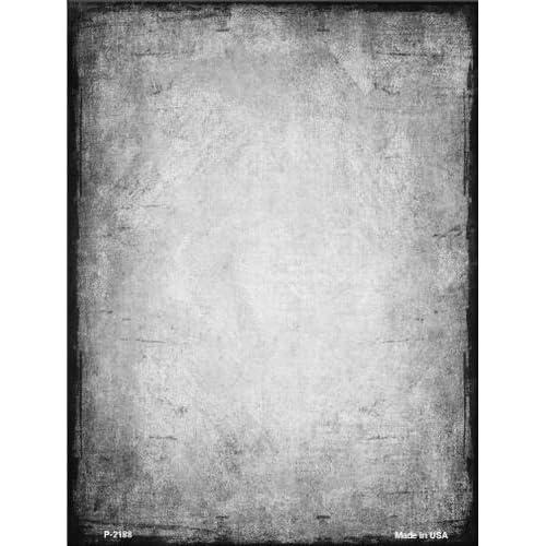 Blank Metal Sign: Amazon com