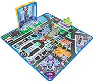 Paw Patrol, True Metal Adventure City Movie Play Mat Set with 2 Exclusive Toy Cars (Amazon Exclusive), 1:55 Scale, Kids Toys for Ages 3 and up