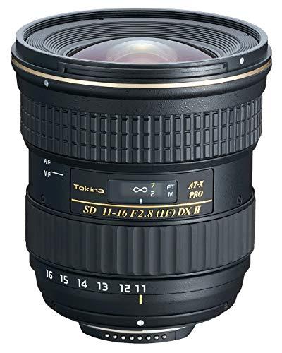 Tokina ATX116IIN Tokina AT-X 11-16 II f.2.8, montura Nikon Negro, 1 año de...