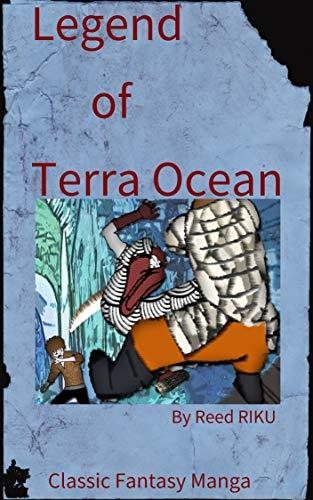 Legend of Terra Ocean Vol 07: International English Comic Manga Edition (Legends of Terra Ocean...