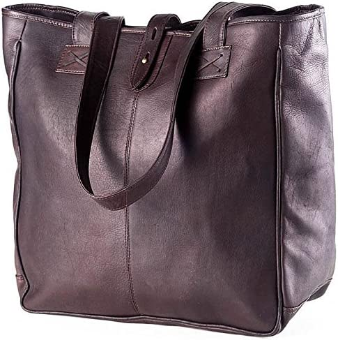 Manufacturer Austin Mall OFFicial shop Clava Leather Oversized Cafe Tote Vachetta