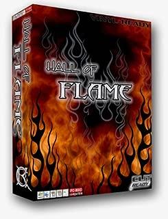 vector flames eps