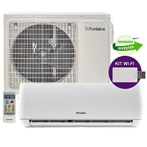 Ar-Condicionado Split Hw Inverter Fontaine 12.000 Btus 220v Frio 100136