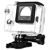 Quickbuying Hawkeye Firefly 6S 4K Camera Spare Part 30M Diving Waterproof Case
