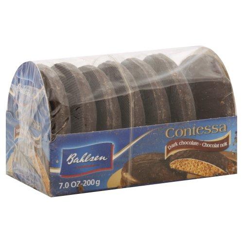 BAHLSEN HOLIDAY COOKIE CONTESSA CHOCO, 7.1 OZ
