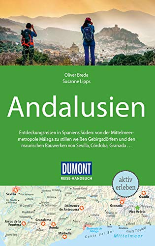 DuMont Reise-Handbuch Reiseführer Andalusien: mit Extra-Reisekarte (DuMont Reise-Handbuch E-Book) (German Edition)