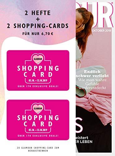 Glamour Bundle 2/2019 inkl. Shopping Card