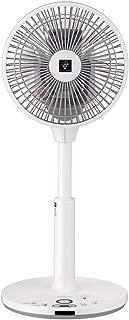 シャープ 3D 扇風機 プラズマクラスター DC リモコン付 空気清浄 消臭 ホワイト PJ-H2DS-W