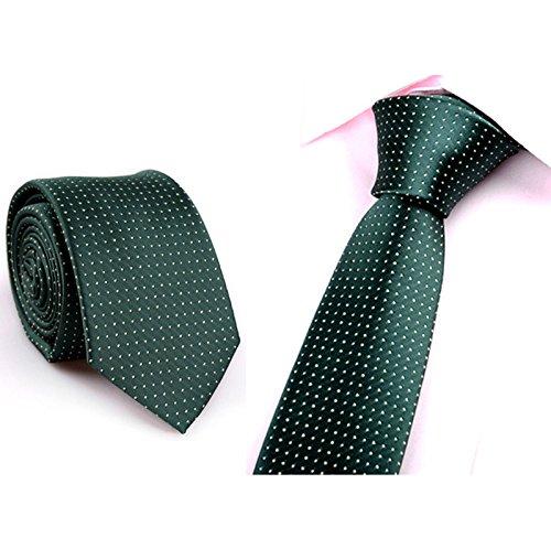 Binggong Herren Krawatte Blumen Schlips 5cm Elegant Tie Set Krawatten Männer-Design zum Hemd mit Anzug für Business Hochzeit