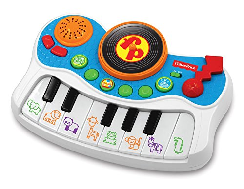 Fisher-Price Estudio, Juguete Musical +2 años (Reig KFP2464), Kids Station Toys