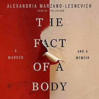 The Fact of a Body cover art