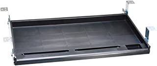 Aidata KB003B Standard Under Desk Tray, Allows for Keyboard to be Slid Out of the Way When Not in Use, Tray Width 525mm/2...