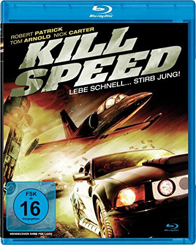 Kill Speed - Lebe schnell... stirb jung! [Blu-ray]