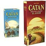 Devir Catán: Navegantes Exp. 5 Y 6 Jugadores + Catan, Juego De Mesa Ampliación para 5 Y 6 Jugadores (Bgcatan56)