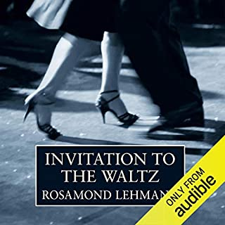 Invitation to the Waltz                   By:                                                                                                                                 Rosamond Lehmann                               Narrated by:                                                                                                                                 Joanna Lumley                      Length: 5 hrs and 56 mins     14 ratings     Overall 4.1