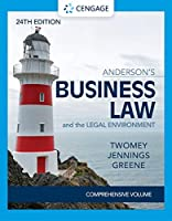 Anderson's Business Law & the Legal Environment