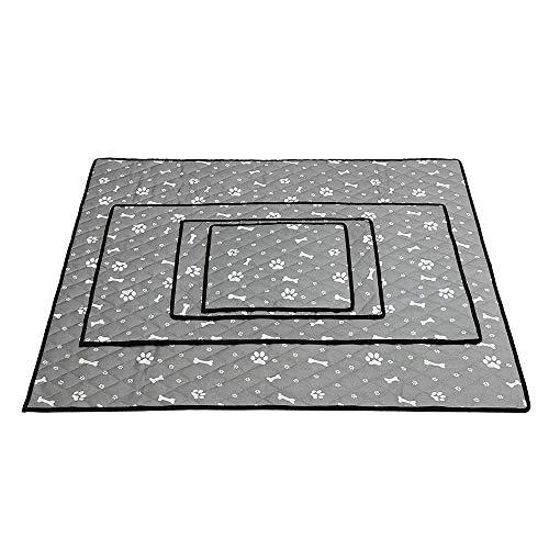 Terrarum S/M/L/Xl Oxford Doek Huisdier Hond Cat Mat Cushing Zomer Koeling Pad Auto Pad Huisdier Bed Anti-lip Comfort - Xl, M