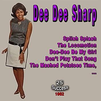 Dee Dee Sharp (25 Success) [1962]
