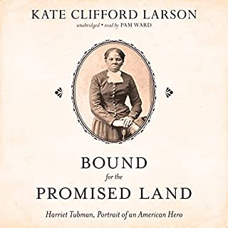 Bound for the Promised Land audiobook cover art