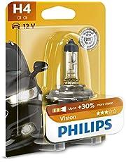 Philips Vision Koplamp H4 - 12V