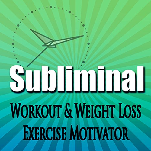 Subliminal Workout & Exercise Motivation audiobook cover art