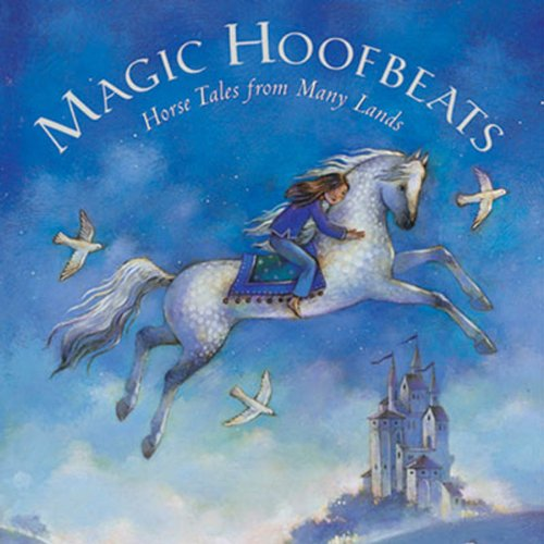 Magic Hoofbeats audiobook cover art