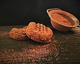 Amaretti Morbidi Tiramisu - frisch & handwerklich hergestellt - außen knackig und innen weich - Italienisches Mandelgebäck - Marzipangebäck - 500g - 15-16 Stück