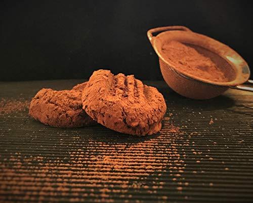 Amaretti Morbidi Tiramisu - frisch & handwerklich hergestellt - außen knackig und innen weich - Italienisches Mandelgebäck - Marzipangebäck - 500g