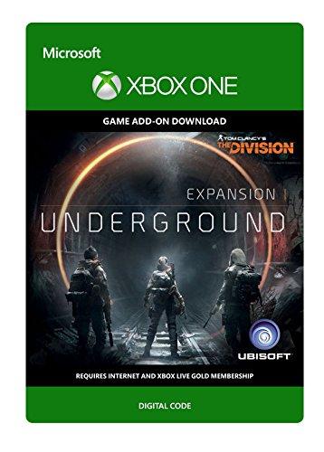 Tom Clancy's The Division Underground - Xbox One Digital Code