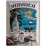 Nostalgic-Art 23138 Open Bar - Jamaica Rum, Blechschild
