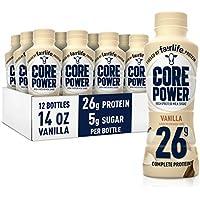 12-Pack Core Power Fairlife High Protein Vanilla Milk Shake, 14 Fl Oz