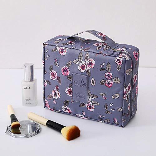 2020 CelleCOOL nouveau femmes maquillage sac Multi cosmétique beauté étui maquillage organisateur fermeture éclair trousse de toilette stockage vageage Kit sac-Nuovo 1