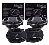 Best Orion Car Speakers - Orion Cobalt CT-693 6x9 3-Way Coaxial Speaker 500 Review