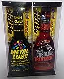 Metal Lube Pack Fórmula Motores y Tratamiento Gasolina pre ITV