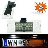 Do!LED C10 - Iluminación led SMD para matrícula de Audi A38L/A4B5