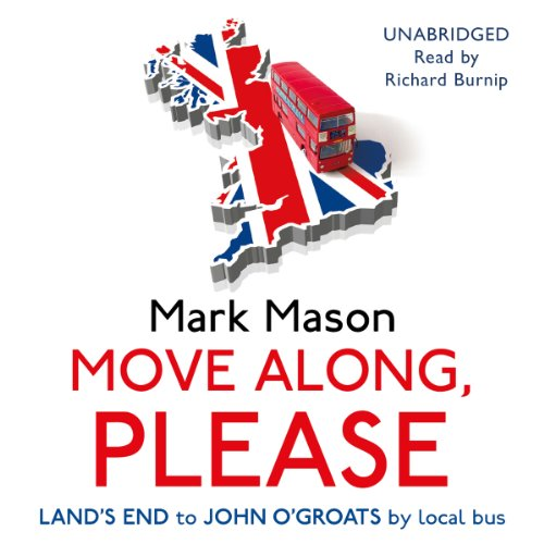 Move Along, Please audiobook cover art