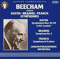 Haydn;Syms.93,99,104
