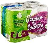 Pafier Toilette - Papel Higienico x 12 rollos