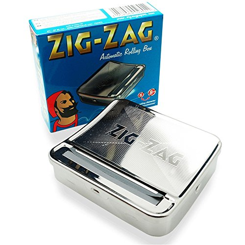 ZIG-ZAG® Rolling Box (Rollbox, Wickler, Drehmaschine)