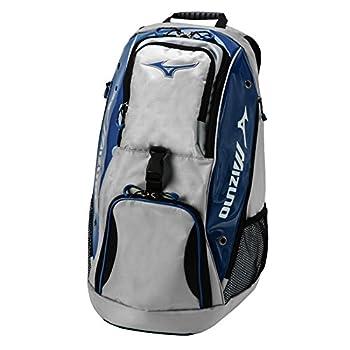 Mizuno Tornado Backpack Grey/Navy