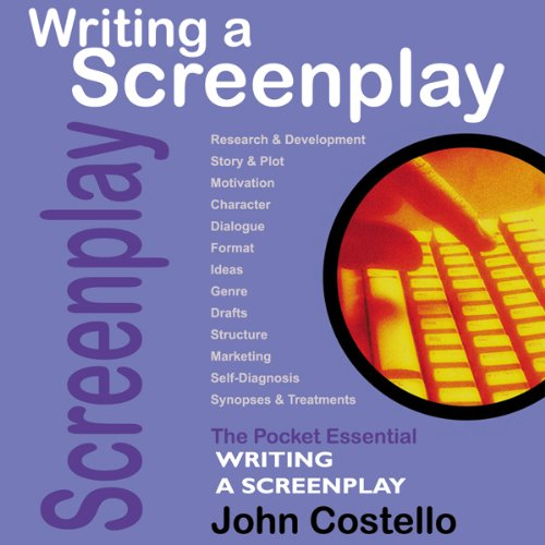 Writing a Screenplay audiobook cover art