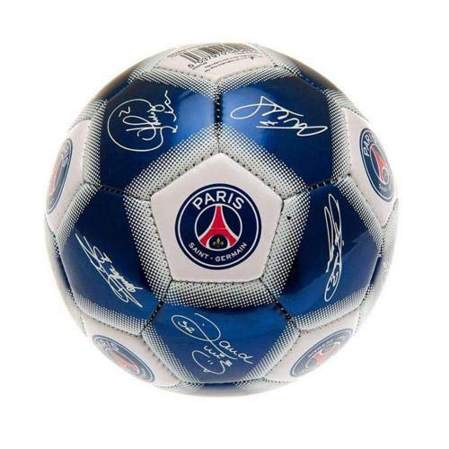 TFS Paris Saint Germain FC PSG Mini Ball Signatures - Producto oficial