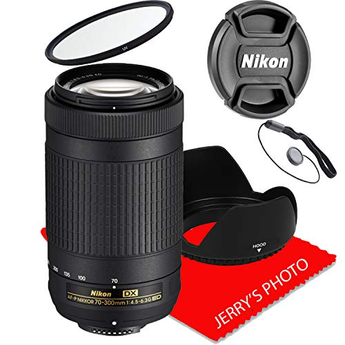 Nikon AF-P DX NIKKOR 70-300mm f/4.5-6.3G ED Lens (White Box)