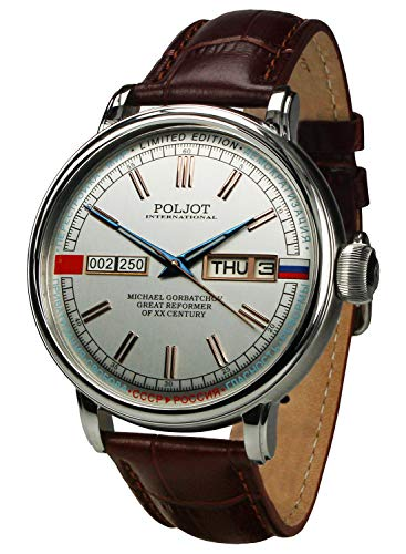 Poljot International Herrenuhr Automatik Gorbatchov 2427.1546511