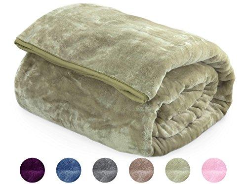 Archangel Ultra Silky Soft Heavy Duty Quality Korean Mink Reversible Cloud...