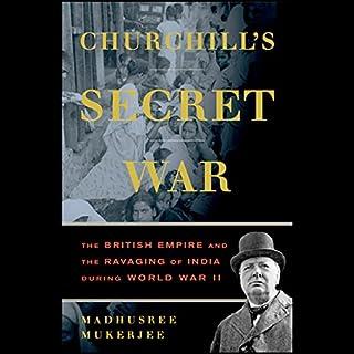 Churchill's Secret War cover art